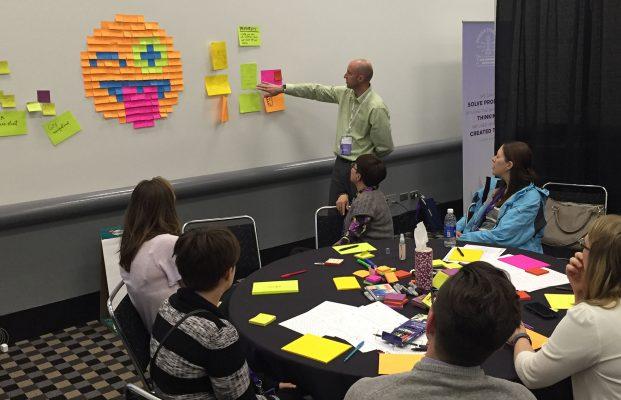 Explaining the prototyping phase